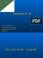 Magnificent 7 - islamic