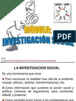 Módulo de Investigacion IAPES