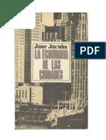 La economía de las ciudades