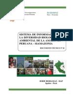 Sistema de Informacion Diver Biolo