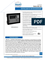 Controlador de Generadores --- Mec310r0_brochurespanish
