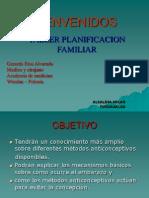 Taller Planificacion Familiar