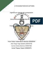 Reporte Practica 1 Intercomunicacion y Seguridad de Redes