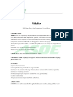 Mileflex Technical Specification