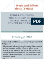 Failure Mode and Effects Analysis FMEA for Publication