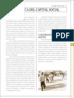 La dinámica del capital social en Chile 2000