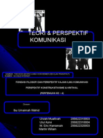 Power Point Presentasi Konstruksivisme Dan Kritikal