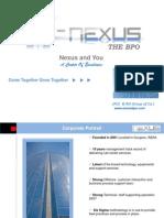 Nexusbpo Company Profile