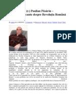 Dezvaluiri Despre Adevarul Din Dec.89