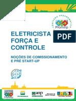 Eletricista Fora e Controle_Noes de Comissionamento e Pr Start-Up