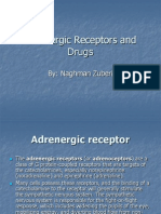 Adrenergic Receptors and Drugs