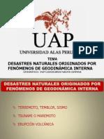 08 DESASTRES GEODINÁMICA INTERNA