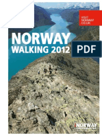 Norway Walking 2012
