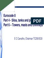 Eurocode 8-4&6 Carvalho