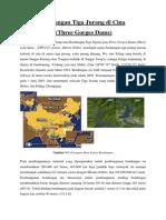 Bendungan Tiga Jurang di Cina.docx