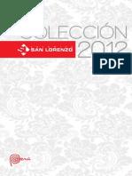 Catalogo Mayolicas 2012SetiembreReferencial