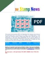 Rainbow Stamp News October 2013