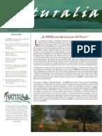 Boletin Naturalia Otono 2009