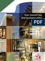 Bristol Local Taxation booklet 2009-10
