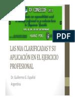 Conferencia Dr. Guillermo Español