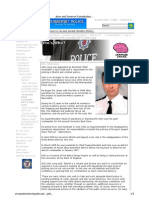 avon and somerset constabulary - assistant chief constable (acc) john long