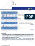 Flash spécial sur les marchés - point hebdomadaire - 2013 09 28 BdP
