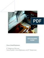 Cisco Small Business IP Telephony Provisioning Guide