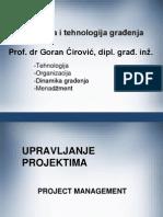 Organizacija i Tehnologija Gradjenja