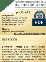 Encriptacion AES