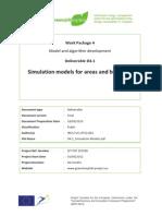 D4.1 Simulation Models