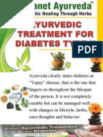 Ayurvedic Treatment for Diabetes Type 2