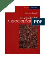 Andorka Rudolf - Bevezetés a szociológiába