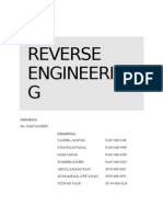 Reverse Engineering 1