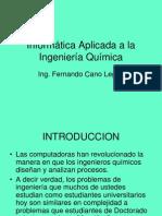 INFORMÁTICA PARA INGENIERÍA QUÍMICA-2