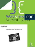 Wom Workshop English Slide