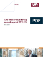 Anti-money Laundering Report