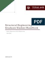 Structural Graduate Handbook