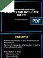 1- Anti-ulcers [2007-jan2011]