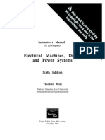 Principles of Electrical Machines and Power Electronics