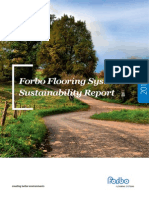 Forbo Flooring Systems Sustainability Report 2012
