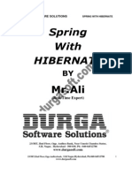 Durga Software Solutions Spring Material
