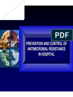 4-Prevention and Control of Antimicrobial Resistance