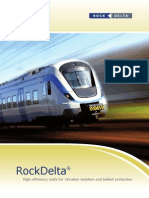 RockDelta Vibration Isolation Brochure - UK - MAIL