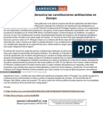 Spanish Larouchepac Com Wall Street Denuncia Constitucion