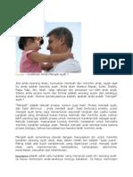 7 Karakter Ayah Ideal