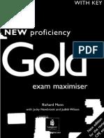 Proficiency Gold - Exam Maximiser Book