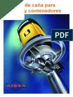 AIQSA Bombas de Canya Para Bidon Standard Pumps