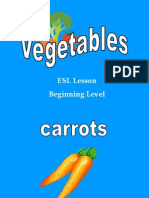 Vegetables Ppt