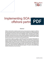 Outsourcing SOA Implementation | Torry Harris Whitepaper
