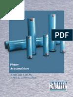 Piston Accumulators